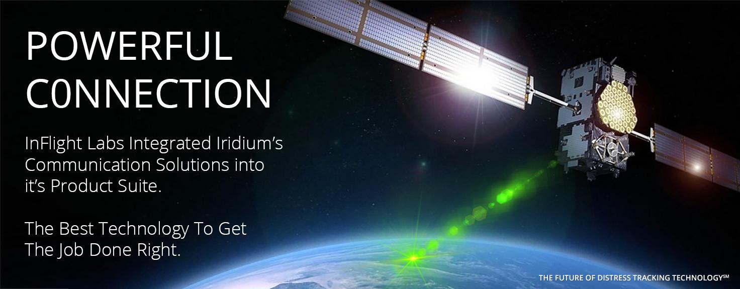 InFlight Labs - Iridium - Aireon - GADSS - ADT System