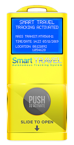 INFLIGHT LABS smart transit remote
